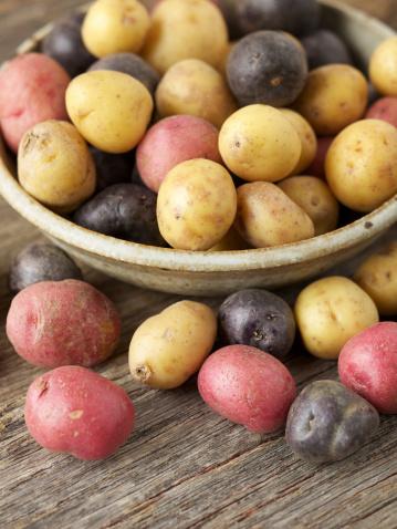 La pomme de terre : un légume qui a fait du chemin !