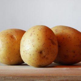 La pomme de terre, super héroïne du quotidien