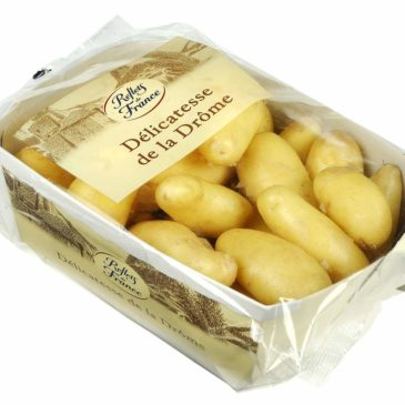 La Pomme de terre Délicatesse® est désormais disponible sous la marque Reflets de France des magasins Carrefour !