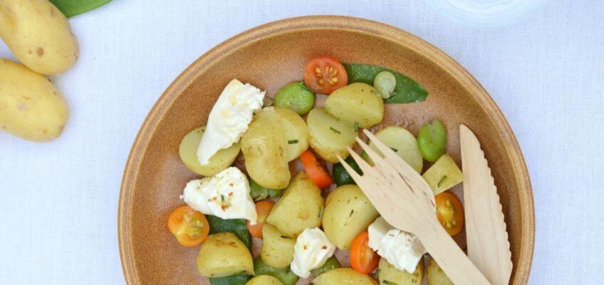 De délicieuses salades pleines de Délicatesse !
