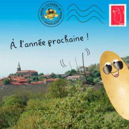 La pomme de terre Délicatesse vous donne rendez-vous en 2015 !