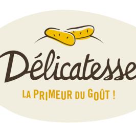 Nouveau logo et nouvel emballage pour la pomme de terre délicatesse®