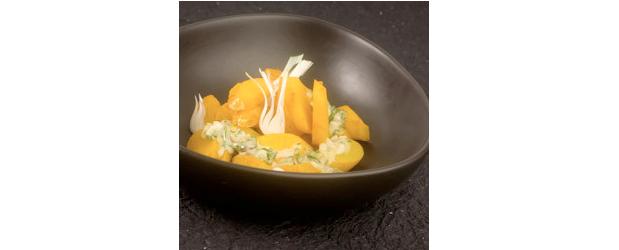 Salade de pommes de terre DELICATESSE® au safran