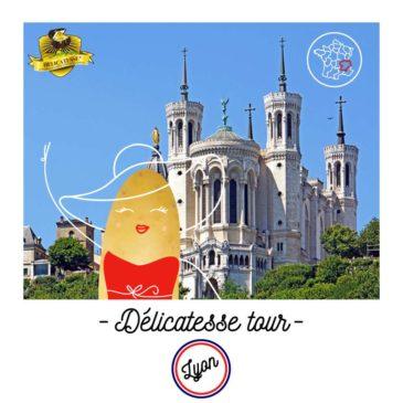Délicatesse tour #5 : Rencontre avec Hélène du blog Les mets tissés