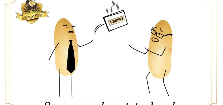 La pomme de terre : expressions du quotidien