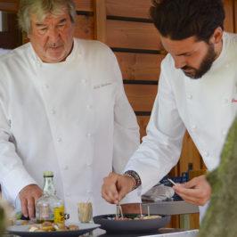 La Maison Chabran cuisine la Délicatesse de la Drôme