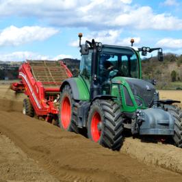 L'agroécologie dans les champs de Délicatesse