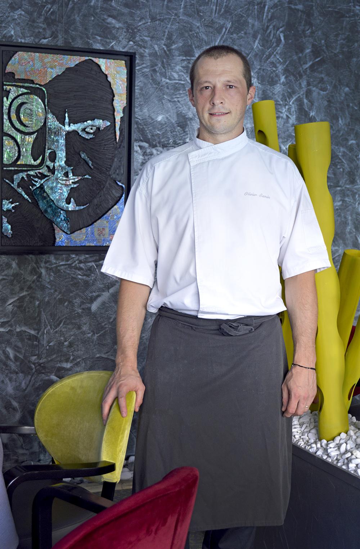 chef olivier samin