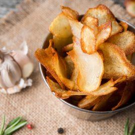 Chips de pommes de terre Délicatesse