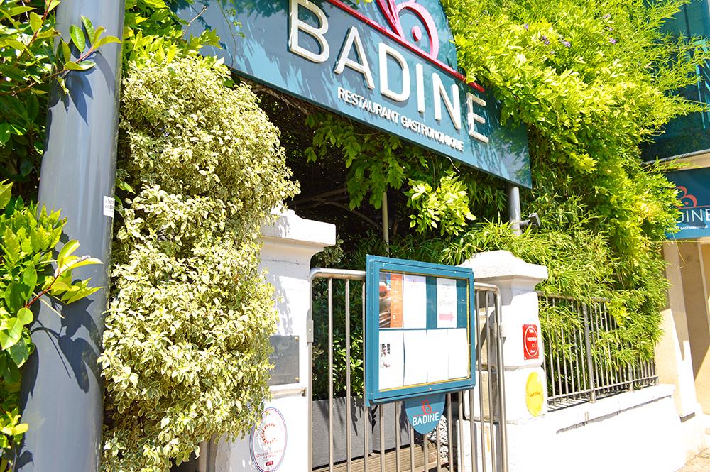 restaurant badine
