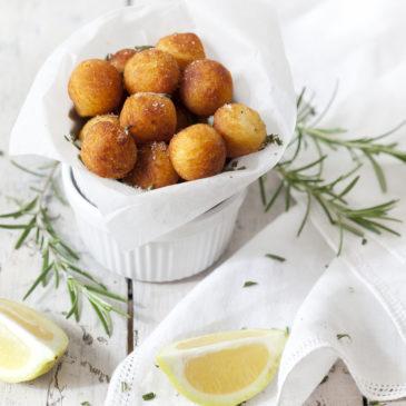 Miam ! Croquettes de Pomme de terre Délicatesse aux Sardines