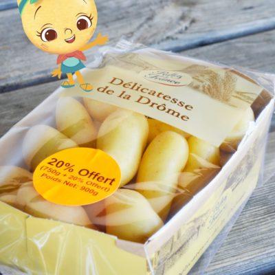 Packaging Délicatesse de la Drome - Reflets de France