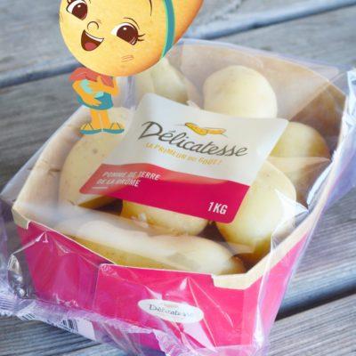 Packaging Délicatesse de la Drome