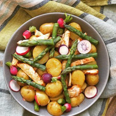 """Pommes de terre à la grecque. Retrouvez la recette sur le blog de """"Cricri les Petites Douceurs"""""""