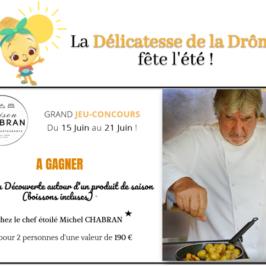 GRAND JEU-CONCOURS «La Délicatesse fête l'été…»